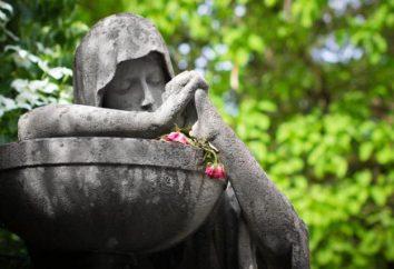 Como enterrar um homem: procedimento, guia passo a passo e conselhos práticos