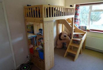 letti a castello per bambini in legno massello