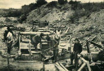 miniere d'oro in Russia: caratteristiche, storia e fatti interessanti