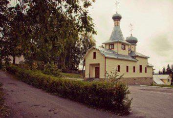 Lahdenpohja: luoghi e la storia della città Carelia