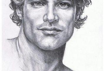 Porträt eines Mannes: Tipps für die Phase-Zeichnung