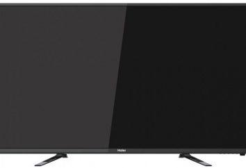 TV Haier LE24B8000T: commentaires, caractéristiques, spécifications