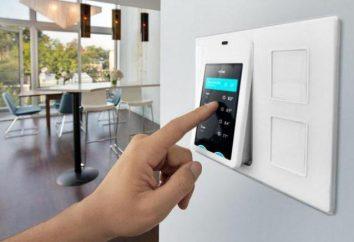 """Protocole de commande d'éclairage X10. Protocole X10: avantages et inconvénients. """"Smart House"""""""