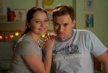 """Seria o życiu małżeńskim: """"SashaTanya"""". Aktorzy i role"""