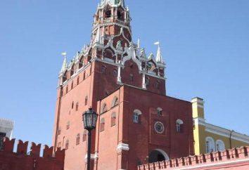 A Torre da Trindade do Kremlin de Moscou é a mais alta em todo o conjunto