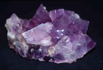 Minerales: el nombre. Tipos de minerales (foto)