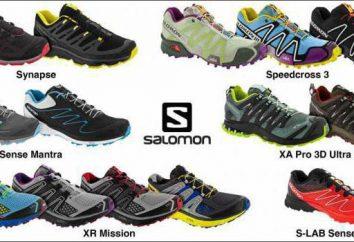 ¿Qué ventajas han Salomon zapatos para correr?