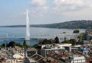 Ginebra – la capital de qué país? La ciudad de Ginebra, donde?