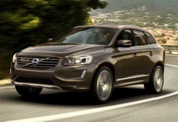 Caractéristiques Avis automobiles et les propriétaires « Volvo XC60 »
