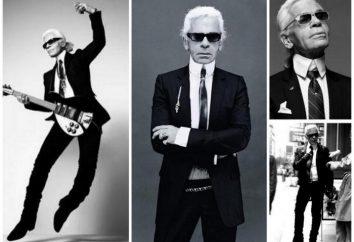 Karl Lagerfeld: fotos, biografía, licores y dieta