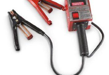 Carico spina della batteria – un dispositivo e regole di utilizzo