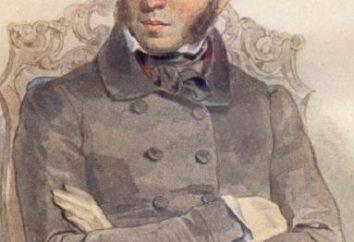 """AS Puschkin, """"In Sibirien"""": das Gedicht Analyse"""