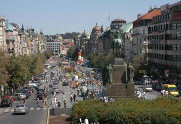 Piazza Venceslao – il cuore di Praga