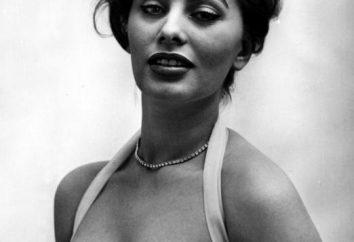 Sofi Loren: Biografía estrellas negasnuschy