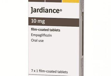 """Lek """"Dzhardins"""": instrukcje użytkowania, realne odpowiedniki, zdjęcia, producent"""
