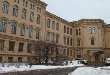 Centre hospitalier pour enfants (Saint-Pétersbourg, rue du Komsomol, 6 ..): Un rendez-vous pour voir un médecin, spécialisation, commentaires