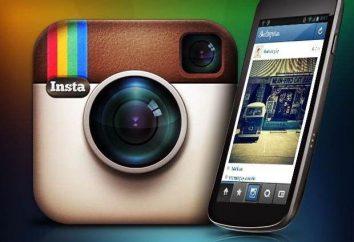 Et vous savez comment enregistrer avec Instagram?