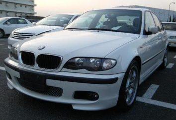 "Russisch ""treshka» BMW 318i"