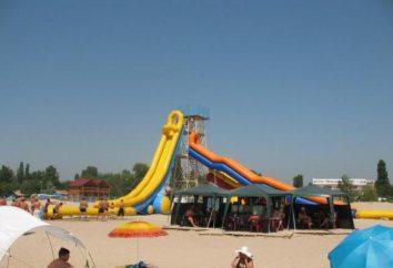 La station balnéaire Zatoka Liman: les loisirs, les infrastructures, le centre de loisirs