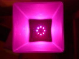 Svitare accuratamente i LED: ambito e dispositivo