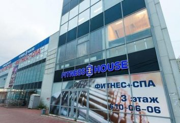 """""""Fitness House"""", Petersburg: opis, Sekcja, opinie"""