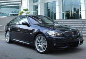 BMW E90: spécifications et commentaires. Tubes BMW E90