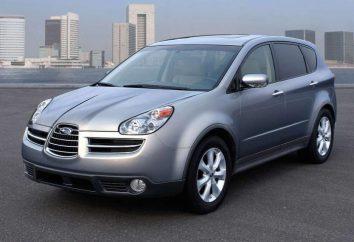 """Subaru Tribeca"" (Subaru Tribeca): spécifications, commentaires, prix et des photos"