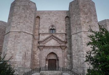 Castel del Monte, dans le sud de l'Italie: description, histoire