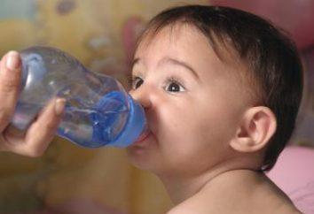 É possível dar água para o recém-nascido? A resposta para a pergunta minha mãe