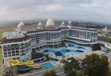 Hotel Diamond Premium 5 * (Turquia, Side): uma foto de aparência e as respostas dos turistas