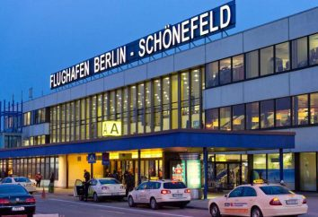 Aeroporto Schönefeld: como obter o esquema e comentários