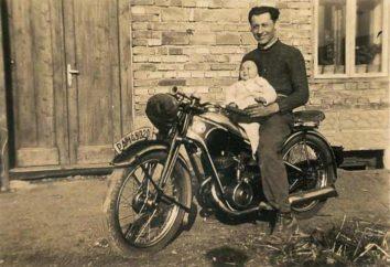 """Motocykl """"Chezet"""" – cenionych marzenie Radzieckiego rowerzystę"""
