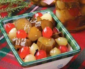Pickles: sottaceti ricetta
