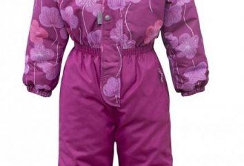 """Kombinezony dziecięce """"Lassie"""" – wygodne i modne ubrania dla dzieci"""