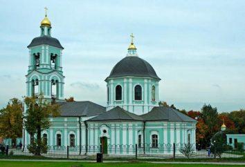 """Templo """"Vivificante Primavera"""" en Tsaritsyno y su historia"""