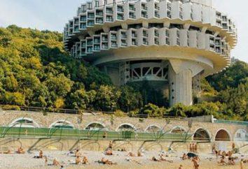 """Sanatorium """"Przyjaźń"""" w Jałcie: przeczytaj zdjęcia turystów"""