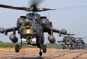 """Mi-28N """"Nocny Łowca"""": specyfikacje techniczne i zdjęcia"""