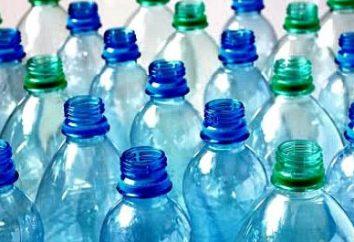 Algunos consejos sobre cómo hacer un pavo real a partir de botellas de plástico