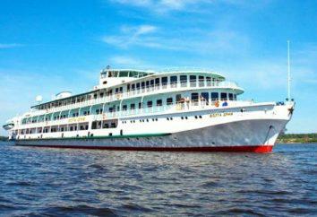 Rejs po rzece Wołga w Niżnym Nowogrodzie – podróż w bajce