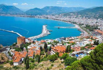 Ideal Beach Hotel 4 * (Turcja / Alanya): zdjęcia, ceny i opinie