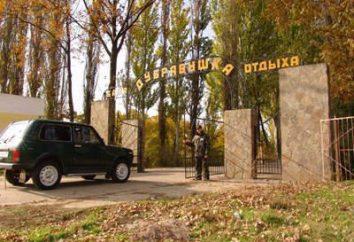 "Resto a Astrakhan, sul Mar Caspio: Pesca centro ricreativo ""Dubravushka"""