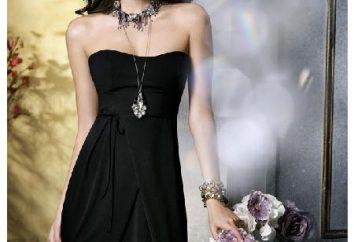 Wybierz piękny strój wieczorowy