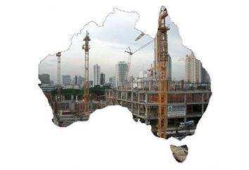 Australia: Przemysł i gospodarka