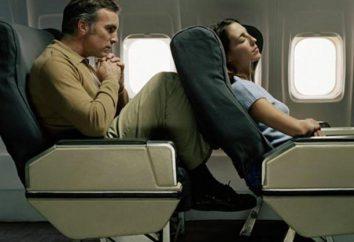 Cosa fare in un aereo durante un lungo volo