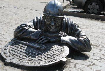 ¿Dónde está el monumento al fontanero y cuántos de todos ellos en nuestro país?