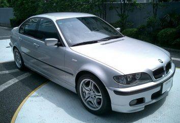 BMW 318 – solidną klasy business car