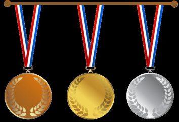 Medale Olimpiady – najwyższe nagrody sportowe