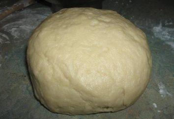 La pâte pour le gâteau: il dispose