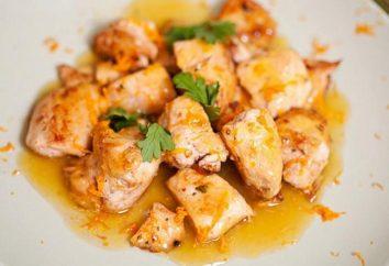 Cozinhar delicioso – frango cozido no vapor em multivarka