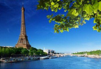 Fluss in Frankreich: Beschreibung, Wert
